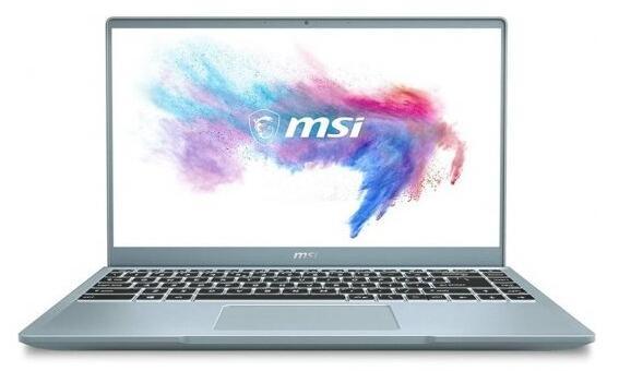 """MSI MODERN 14"""" AMD RYZEN 5 4500U - 8GB - 512GB SSD"""