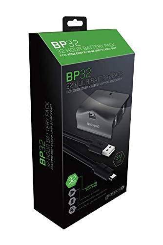 Pack de Bateria de 1400 mAh y cable de carga de 3 metros BP-32 (Xbox One)