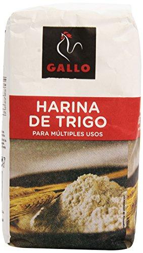 Harina de trigo Gallo (1 kg)