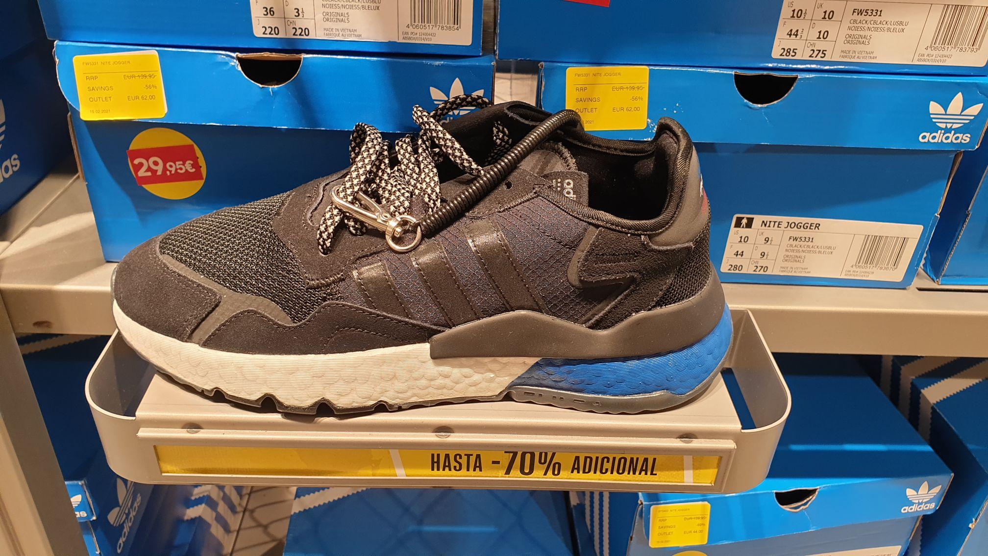 Adidas Nite Jogger (en tienda Adidas de La Torre Outlet Zaragoza)