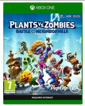 Xbox One Plants vs Zombies: Battle for Neighborville