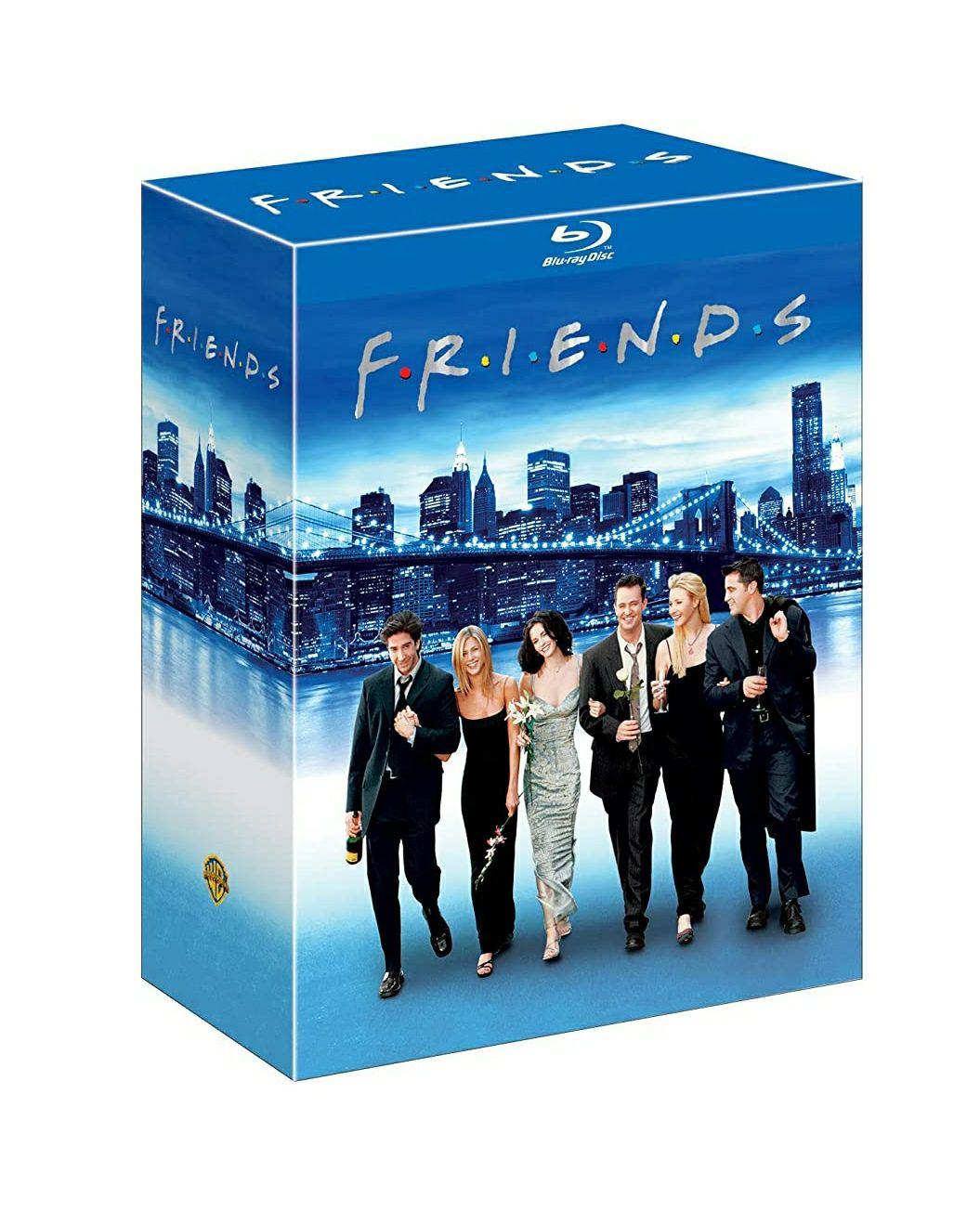 Pack Friends Temporada 1-10 Colección Completa Blu-Ray