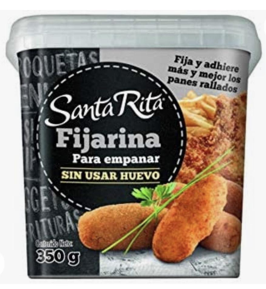 Santa Rita Fijaría Caja 8 Und 350 g