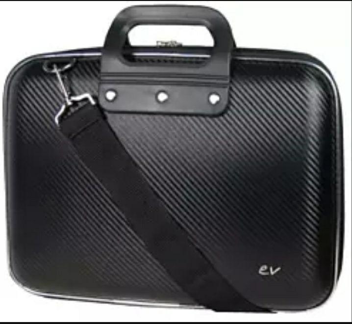 Funda maletín para portátil - EVITTA EVA LAPTOP BAG CARBON 15,6 BLACK