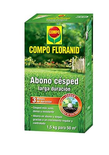 Compo FLORANID Abono césped, 1.5kg