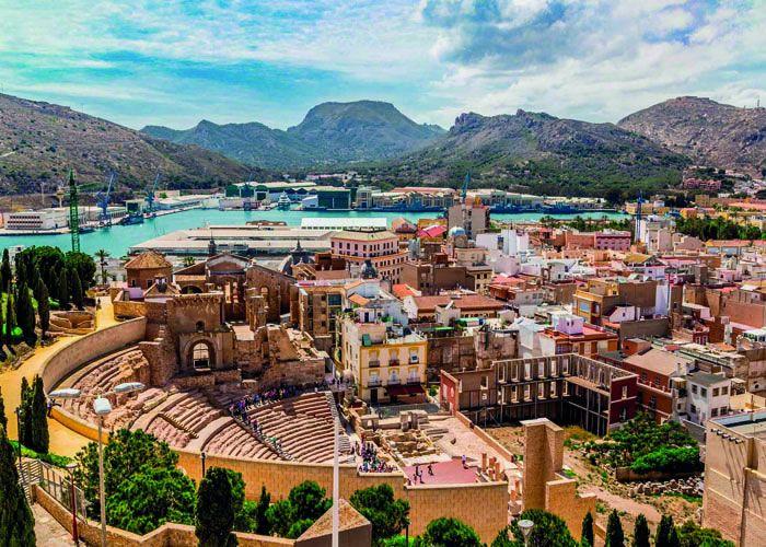 Cartagena Murcia Junio Julio Agosto Septiembre Cancelación Gratuita 19€ Por Persona