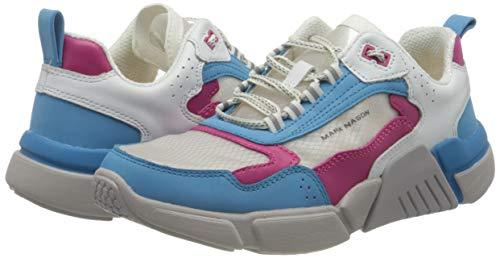 Zapatillas Skechers Block-West, de Mujer, Multicolor talla 38 EU