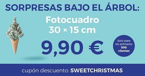 ¡Fotocuadro a 9,90 €! Solo para los primeros 500 clientes