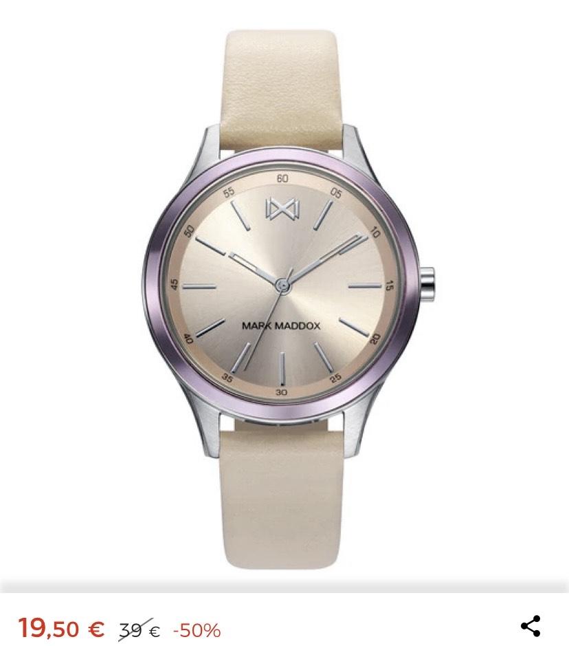 Relojes de mujer y hombre Mark Maddox Shibuya