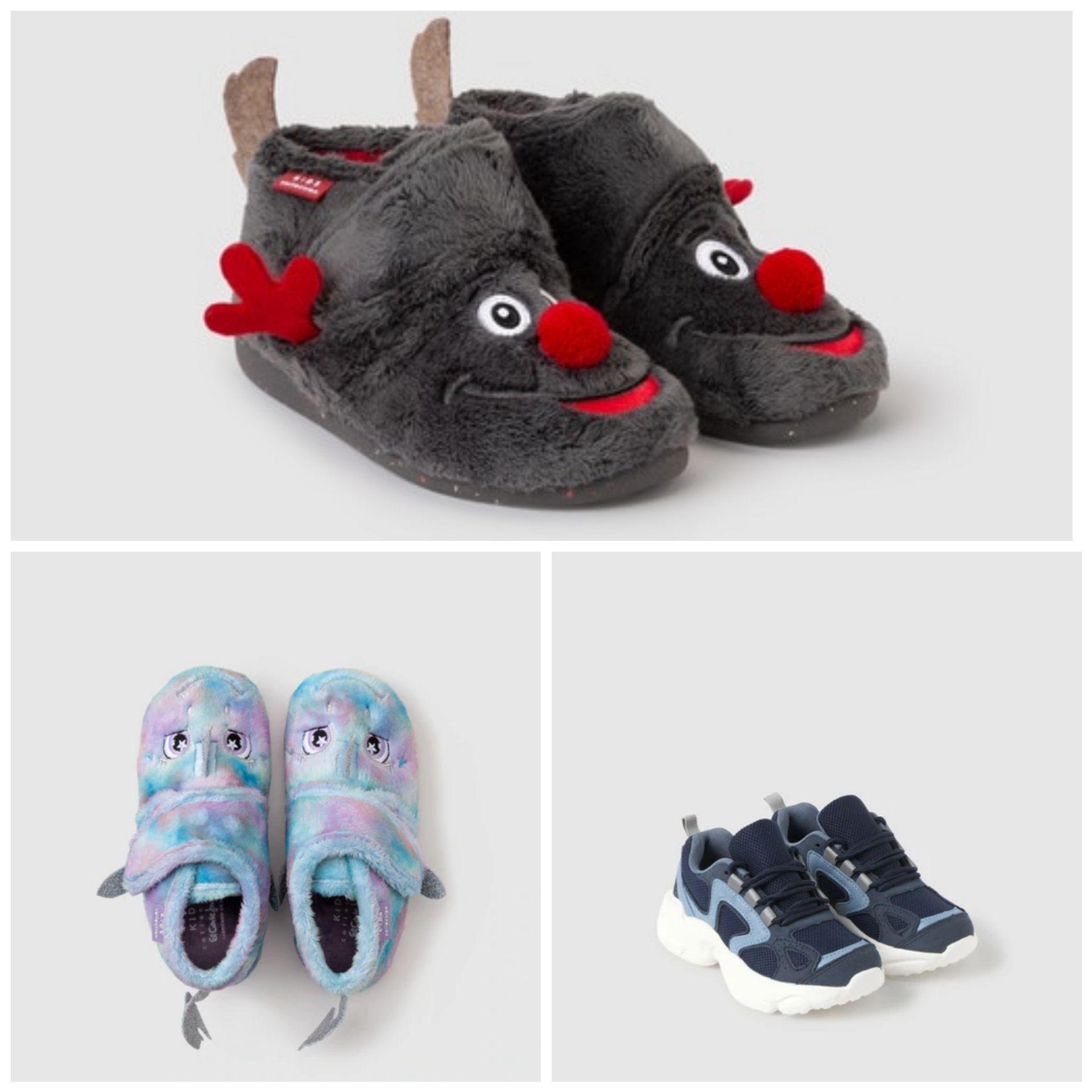 Zapatillas para Niñ@s (Varios Modelos en Descripción)