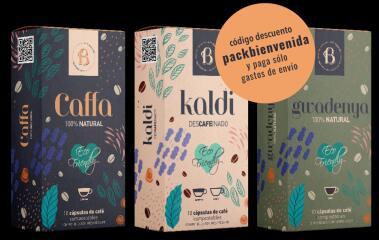 3 paquetes de cápsulas de café por 5,95€ (comp. con Nespresso)
