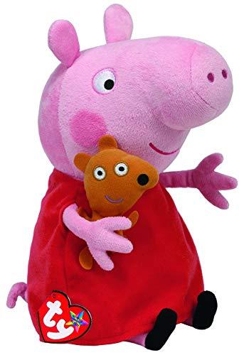 Peppa Pig - Peluche, 25 cm