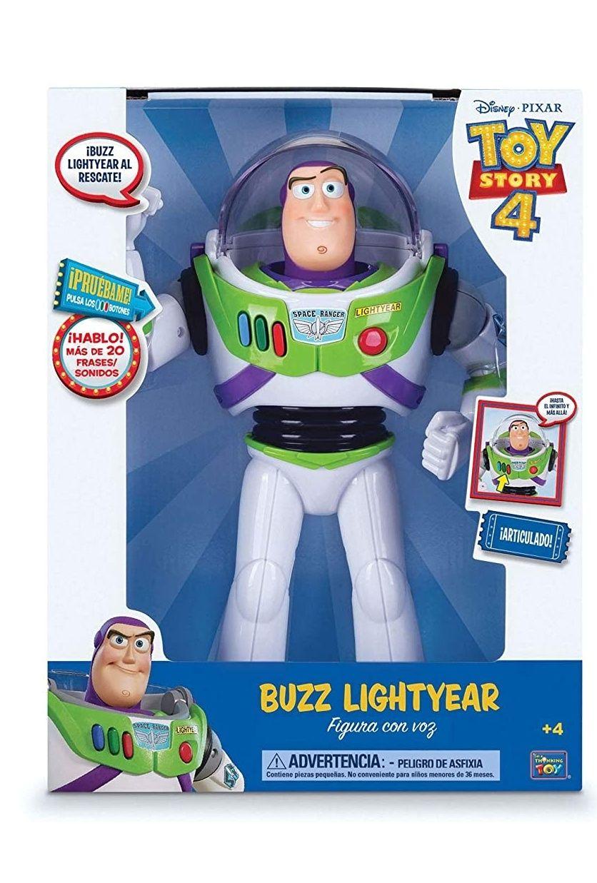 Figura Articulada Buzz Lightyear con Voz