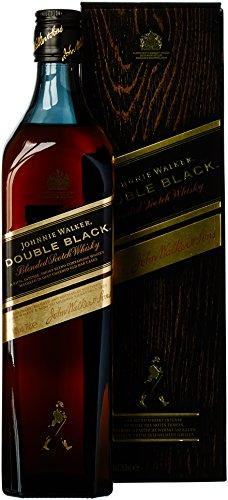 Black Label Double Black Whisky - Johnnie Walker Escocés 700ml