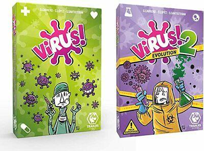 Pack Virus con 30% de vuelta (leer descripción)