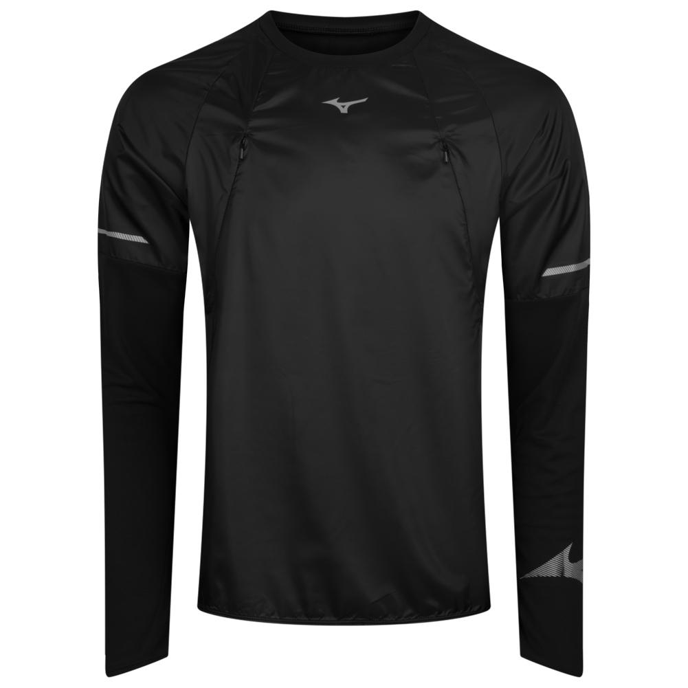 Mizuno Hineri Hybrid Hombre Camiseta de running J2GC9520-09