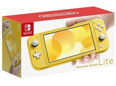 Nintendo Switch Lite amarilla - Mediamarkt en eBay