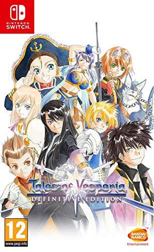 Tales of Vesperia Definitive Edition (Cartucho) (Nintendo Switch)