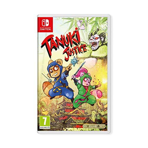 Tanuki Justice (Nintendo Switch)