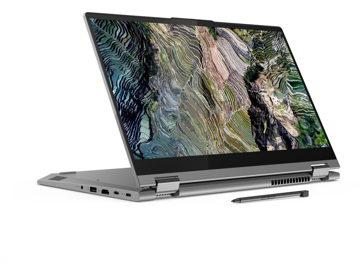 Lenovo ThinkBook 14s Yoga [i5 11gen + 16GB + 512GB]
