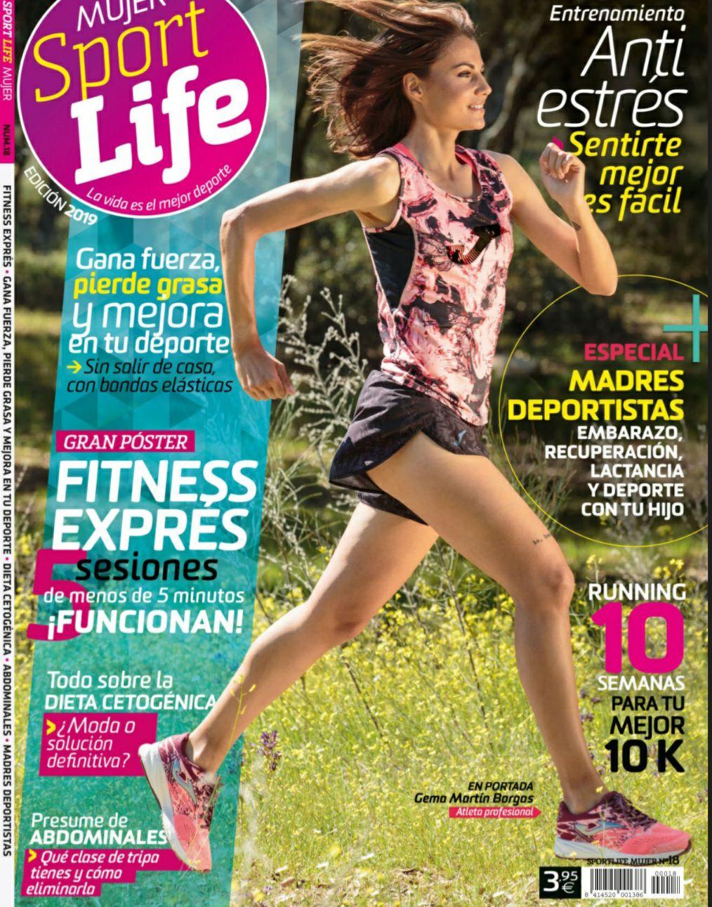 Sport Life Mujer GRATIS (Dia Internacional de la Mujer)