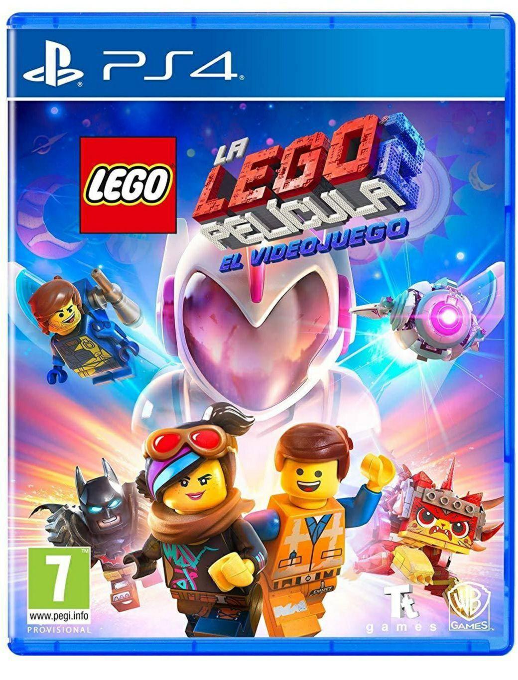 La Lego Película 2 (PS4)