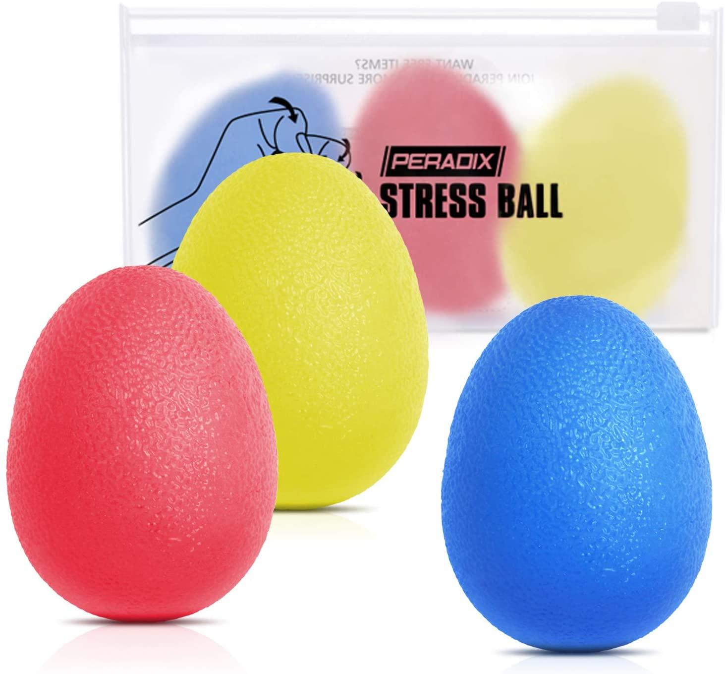 Juego de pelotas anti estrés