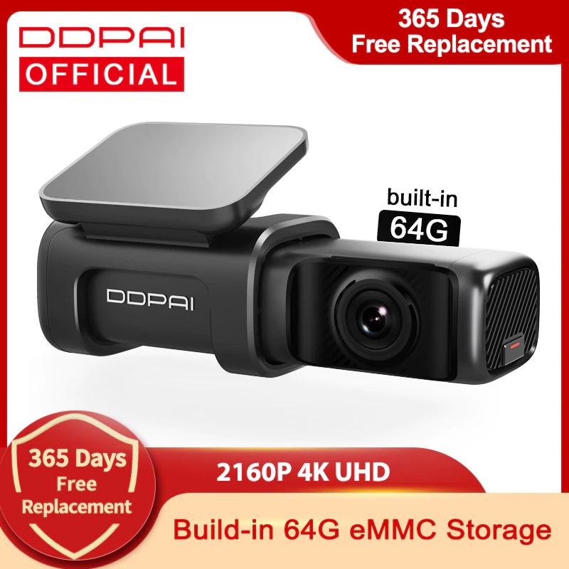 DDPAI Dash Cam Mini 5 4K UHD 2160P (desde España)
