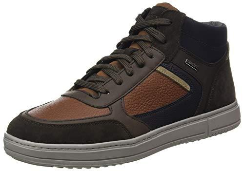 Geox U Levico B ABX C, Sneaker Hombre, talla 45