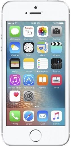 Apple iPhone SE 32GB Plata