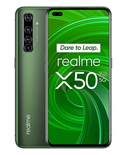 Realme X50 Pro (Snapdragon 865, 4200 mAh 65W, 64 MP Quad-Cam, NFC, HDR10+)