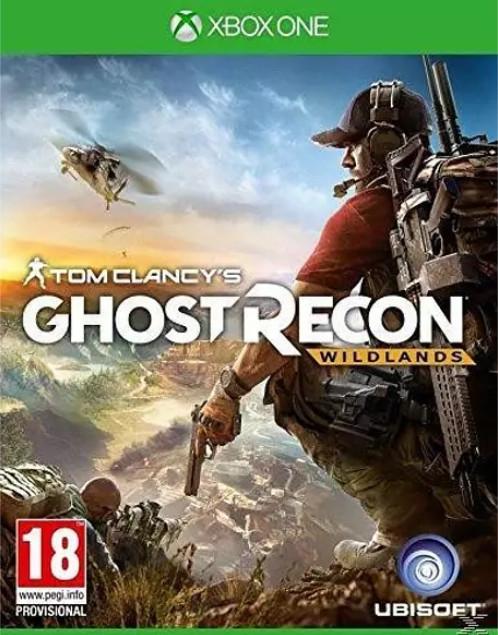 XBOX ONE: Tom Clancys Ghost Recon: Wildlands (juego físico) sólo 4,99€