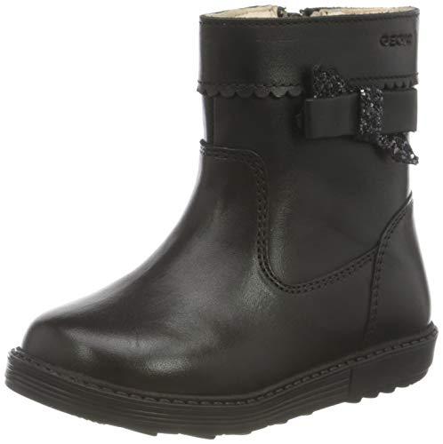 Geox B Hynde Girl B, Mid Calf Boot Niñas, talla 23