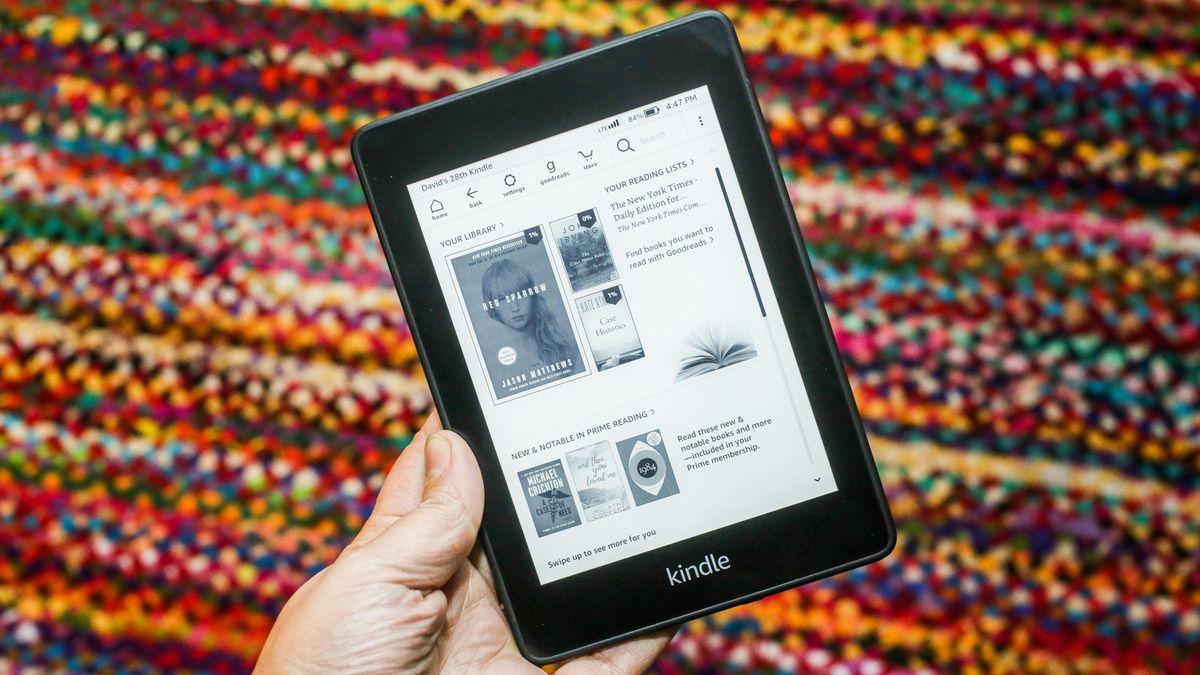 25% de descuento en accesorios Kindle y Echo