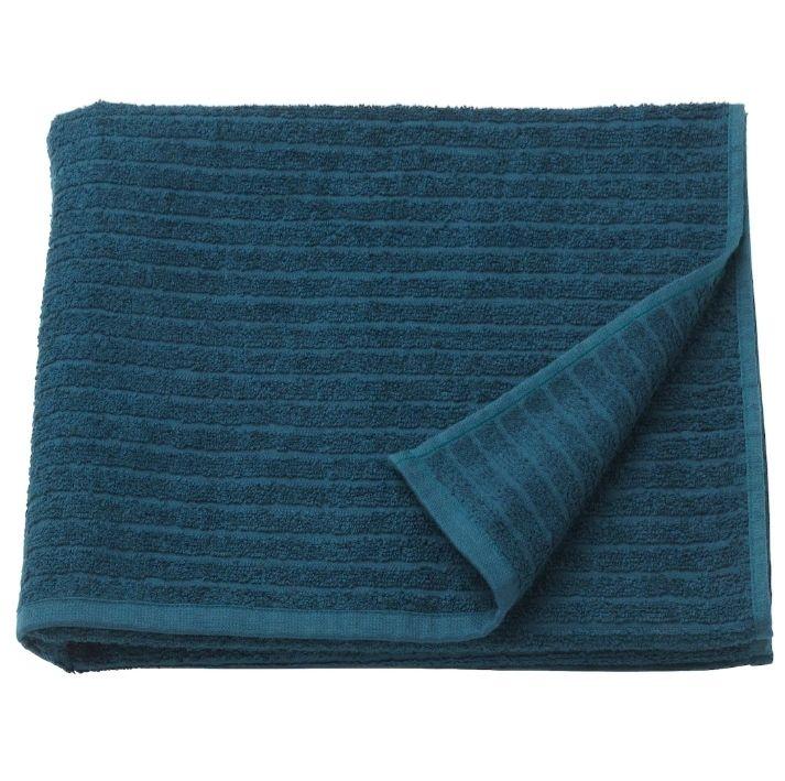Toalla de Baño de grosor medio, suave y con gran capacidad de absorción (peso 400 g) 70 x 140 cm 100% algodón.