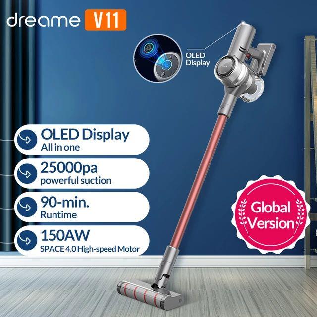 Dreame-aspiradora inalámbrica V11 (230€ desde la app)