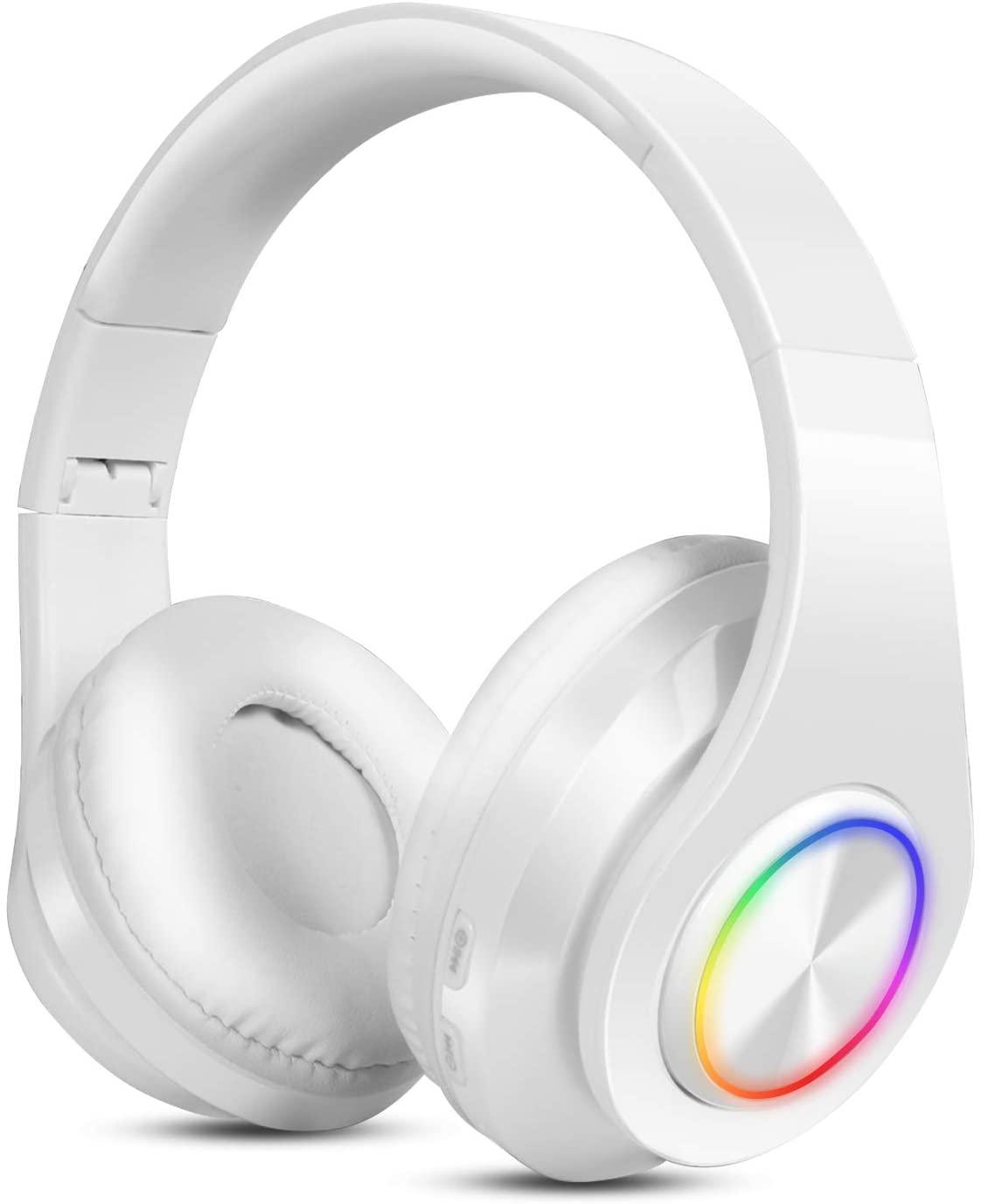 Auriculares RGB inalámbricos solo 5.1€