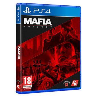 Mafia Trilogy PS4 (Precio socios FNAC)