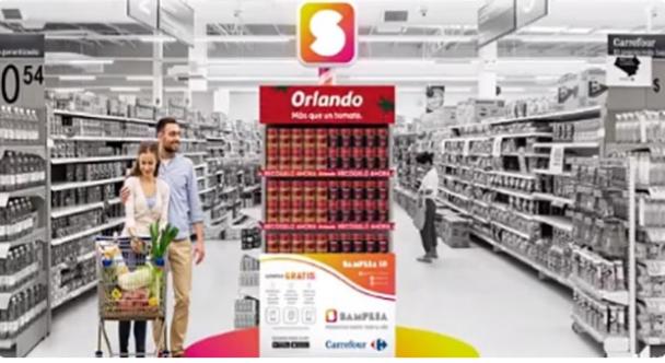 Gratis Tomate Frito Orlando Samplia