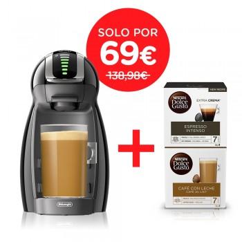 Cafetera Dolce Gusto + 2 cajas de cafe