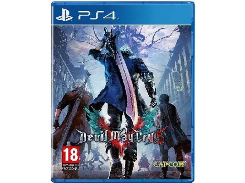 Devil May Cry 5 de PS4 en MediaMarkt
