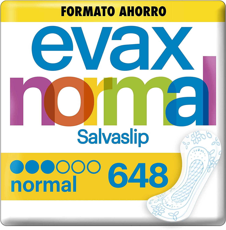Evax Salvaslips Pack 648 Uds solo 14.3€