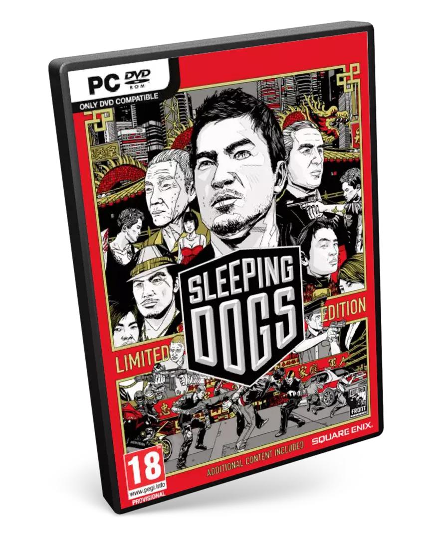Sleeping Dogs Edición Coleccionista PC