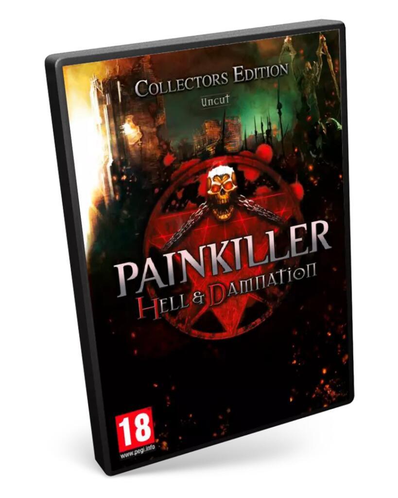 Painkiller: Hell & Damnation Edición Coleccionista PC