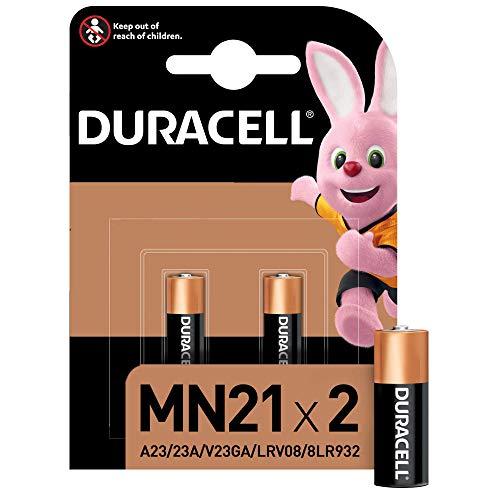 Duracell Pilas especiales alcalinas MN21 de 12 V,
