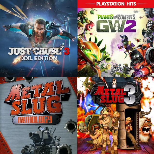 PS4: Muy buenos juegos por menos de 5€ y más del 75% de descuento (recién añadidos)