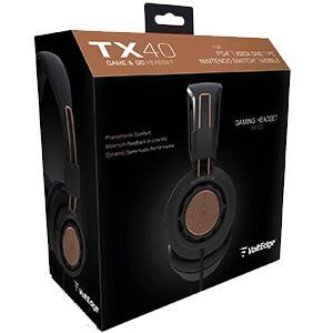 Auriculares VoltEdge TX40 MULTIPLATAFORMA