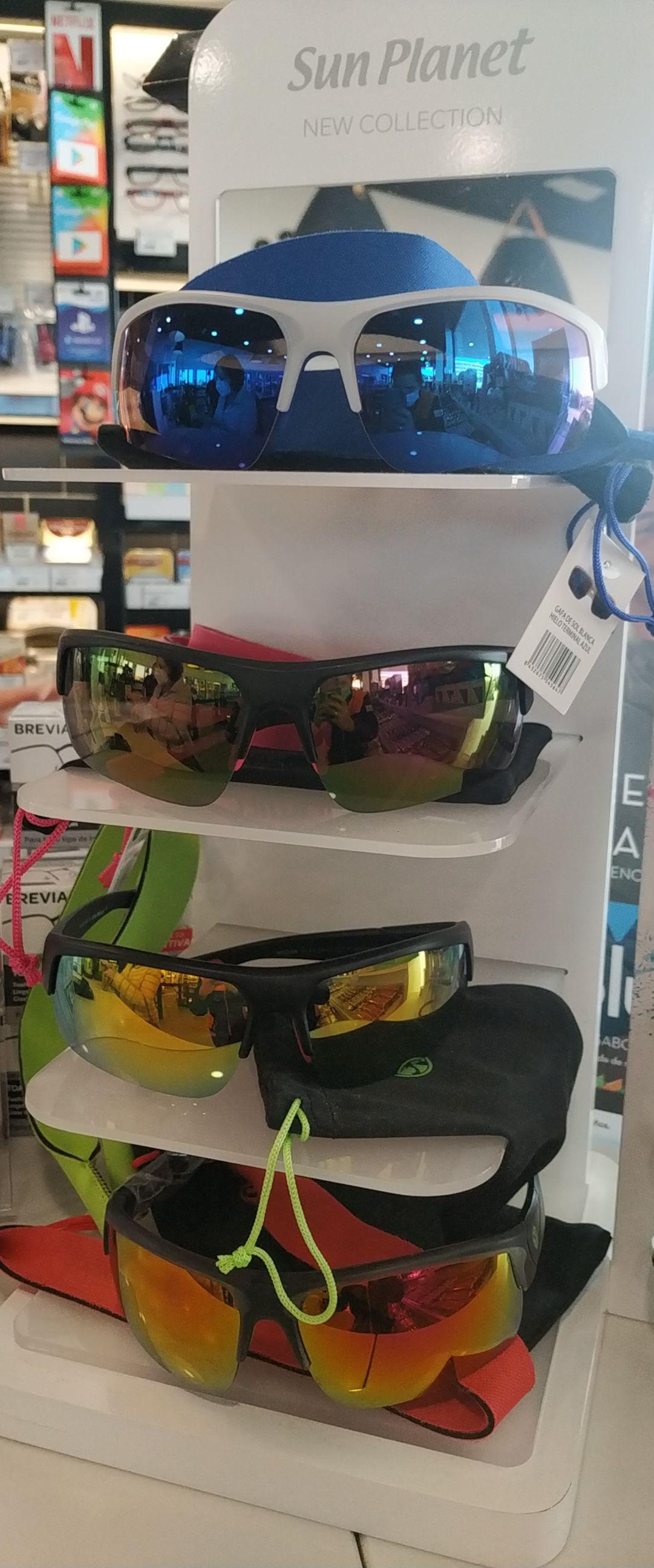 Gafas deportivas gratis con Repsol - Waylet - Nuevos Usuarios