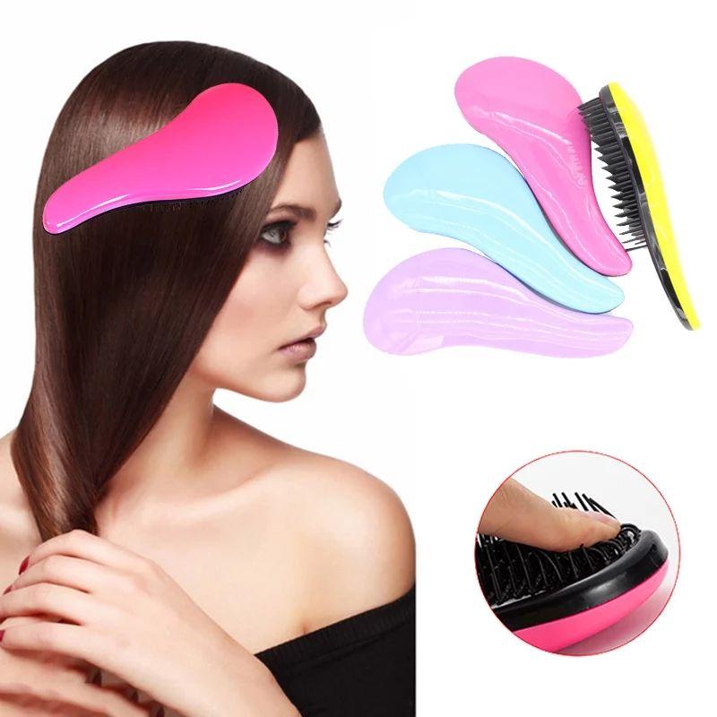 Cepillo de pelo antienredos y antiestático