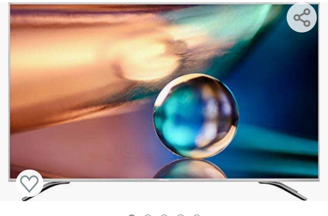 """Hisense H65AE6400 - TV Hisense 65"""" 4K Ultra HD, HDR, Precision Color, Super Contraste, Remote now"""